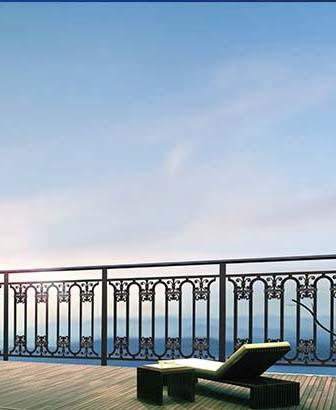 铝合金护栏HFC-ABG