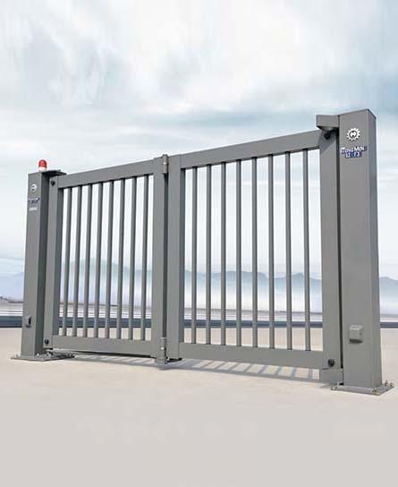 红门平开门-HDR51A